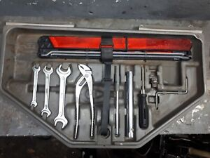 BMW E34 Trunk TOOL BOX Sedan