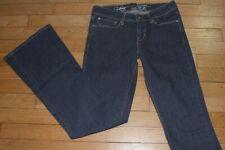 LEVIS 549 Demi Curve Flare Jeans pour  Femme W 27 - L 32  Taille 36 (Réf #L043)