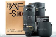 Nikon AF-s Zoom-Nikkor 80-200mm F/2.8 D ED Lens