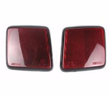 Pair Left Right Rear Bumper Lamp Light Reflector for Ford Escape Kuga 05-07