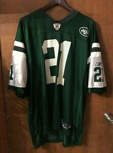 Reebok On-Field New York Jets Tomlinson #21 Jersey XL
