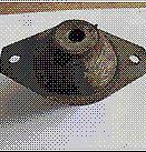 Soporte Silentblock motor FIAT Fiorino 1.3 D , 2170120