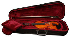 Quality 3/4 Violin Student Outfit Case Bow Rosin