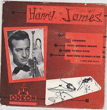 * Harry James *Ciribiribin*Sweet Georgia Brown*Ol'man River* Vinyle EP 4 tracks