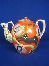 "Vintage 1960th DULEVO RUSSIA Monumental Stunning 4 Liters 10"" Tall Tea Pot"