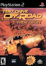 Test Drive Off-Road: Wide Open (Sony PlayStation 2, 2001)