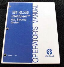 New Holland Tj275 Tj325 Tj375 Tj425 Tj450 Tj500 Tractor Intellisteer Oper Manual