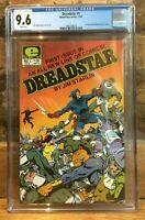 Dreadstar #1 1982 1st Comic Book Published by Epic Comics CGC 9.6 1465164018