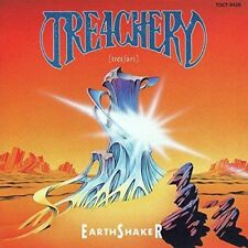 Teachery - Earthshaker [New & Sealed] Japanese CD