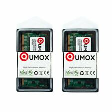 2gb (2x1gb) QUMOX Pc2700 SODIMM Ddr333 DDR 333 Notebook RAM