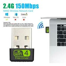 150Mbps Wireless USB Wifi Adapter Dongle Dual Band 2.4G/5GHz 802.11AC b g n