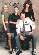 MARRIED WITH CHILDREN #1 CAST REPRINT AUTOGRAPHED SIGNED PICTURE PHOTO ED ONEILL