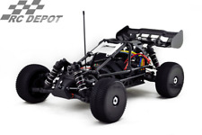 HOBAO 1/8 1:8 HYPER CAGE BUGGY ELECTRIC RALLY RTR - BLACK (RC_DEPOT) US SELLER