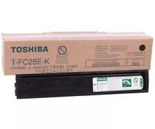 Genuine Original Toshiba T-FC25EK Black Toner Cartridge
