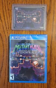 Super Mutant Alien Assault PS Vita Limited Run PlayStation Vita Sealed New