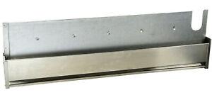"""Viking 6"""" High Stainless Steel Backguard C48BG6 for VGSC4876GSS Range Open Box"""