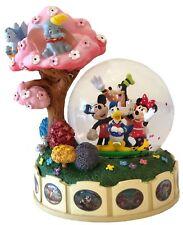 Disney Parks Shanghai Mickey & Friends Dumbo Pegasus Snowglobe
