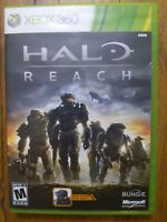 USED - Halo: Reach (Xbox 360, 2010) - Free Shipping