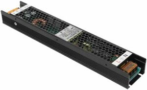 IP20 24V 8.3A 200W Dimmable LED Driver Universal Regulated AC/DC PSU TRIAC 0-10V