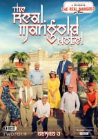 The Real Marigold Hotel: Series 3 DVD (2018) Bob Champion cert E 3 discs