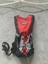 CAMELBAK LOBO Red  HYDRATION HIKING CYCLING BACKPACK 2 LTR