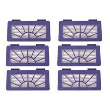 6HEPA/Pack Filter für Neato XV-15, XV-11, XV-12, XV-25, XV-21 und Vorwerk VR100