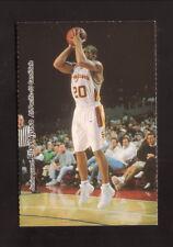 USC Trojans--1997-98 Basketball Pocket Schedule