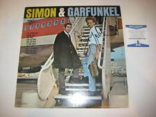 ART GARFUNKEL Signed SIMON & GARFUNKEL LP COVER w/ Beckett COA