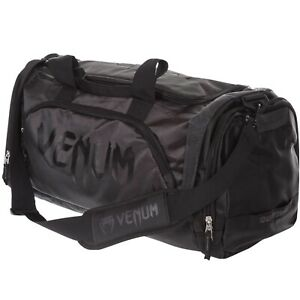 Venum Trainer Lite Sports/Gym Bag Black/Black