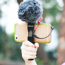 Metal Phone Clip Tripod Mount with Hot Shoe Pro Smartphone Stand Holder Dreamed