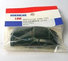 1990 American Line #AML 119G Rolls Royce T-jet Thunderjet mount SLOT CAR BODY