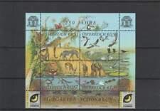 Oostenrijk postfris 2002 MNH block 16 - Dierentuin Schonbrunn (S2003)