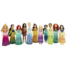 Disney Princess Shimmering Dreams Collection 11 Doll Set + Shoes Outfits Gowns