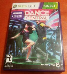 Dance Central Microsoft Xbox 360 Beastie Boys  Lady Gaga Cascada Snoop Dogg