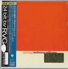 Anthony Williams – Spring BLUE NOTE RVG JAPAN MINI LP CD Wayne Shorter