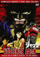 Violence Jack Vol 1 - 3 OVA (Complete  Japanese Animation HONG KONG ACTION MOVIE