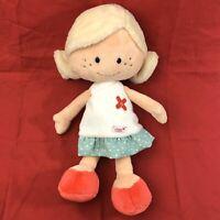 Nici Wonderland Plush Doll Veterinarian Clothes - Blonde Hair