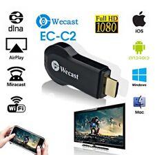 Wecast C2 HDMI 1080P TV Stick Miracast DLNA WiFi Display Dongle Media Player