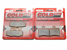 Quadzilla 450 Sport Brake Disc Pads Front L//H Goldfren 2008-2014