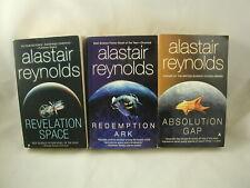 Alastair Reynolds The Inhibitor Trilogy Revelation Space Universe