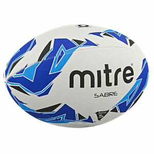 Mitre Rugby Ball Sabre Rugby Training Balls Rugbyball Size  4