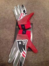 Nike New England Patriots Stadium Gloves. Adult XL. Brand New