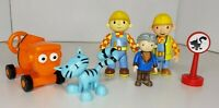 Bob the Builder Figure and Dizzy the Cement Mixer Bundle