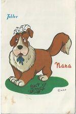 CPA - Postcard TOBLER Walt-Disney Nana - Postcard