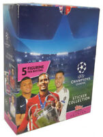 2019-20 TOPPS UEFA  CHAMPIONS LEAGUE STICKER BOX.LOOK FOR HALAND ROOKIE