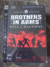 Brothers in Arms Hell's Highway Limited Edition PS3 GameStop Excl. BONUS GAME