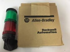 ALLEN BRADLEY TOWER LIGHT STACK ASSEMBLY 855EV-B24B4Y3
