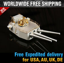 <Hobby365> New 1/200 HMS NELSON ARMAMENT DETAIL-UP SET for Trumpeter #MS20010