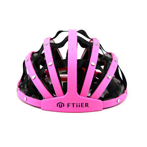 Foldable Road Bicycle Helmet lightweight Portable Sports Safety Skiing Helmet