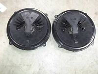 05-10 Corvette C6 Bose Door Speakers Speaker Woofer Set Aa6481